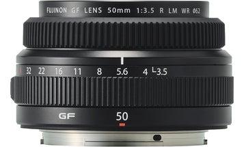 Fujifilm's new GF 50mm F3.5 R LM WR is its most compact medium format lens