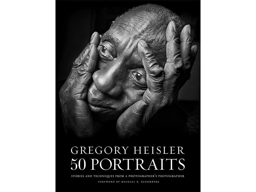 50 Portraits by Gregory Heisler