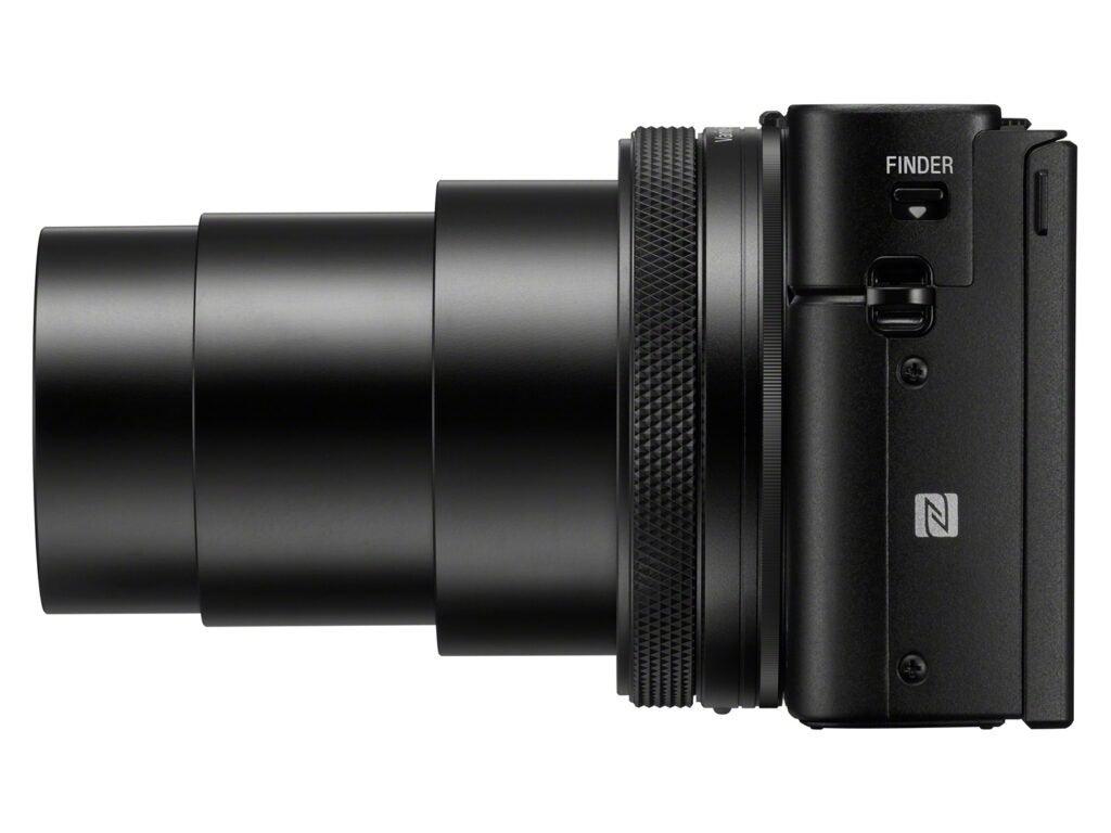 Sony RX100 VII camera side
