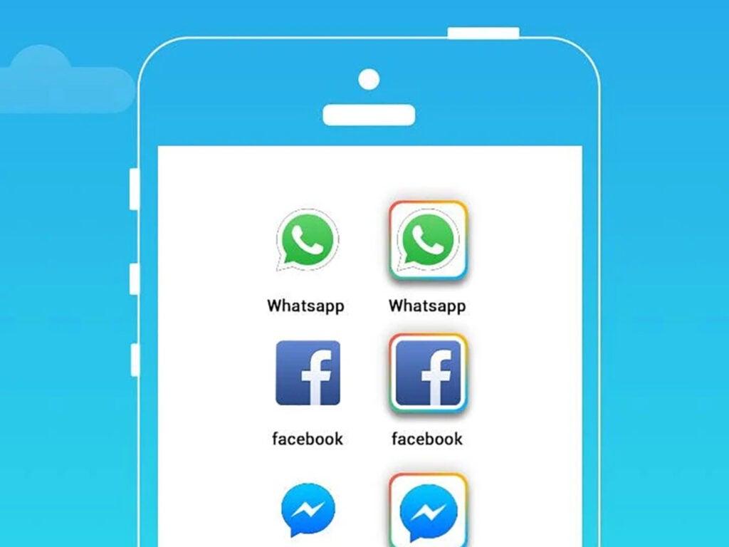 Screenshot of Parallel app