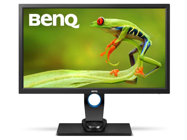 Todo lo que necesitas para editar fotos como un profesional - Monitor BenQ SW2700PT