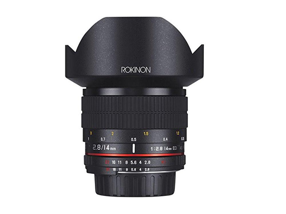 Rokinon AE14M-C 14mm