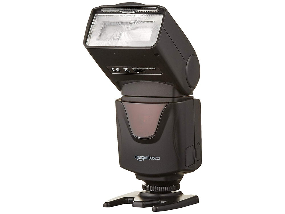 Amazon Basics Speedlight
