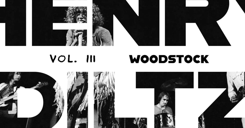 Henry Diltz Vol III Woodstock