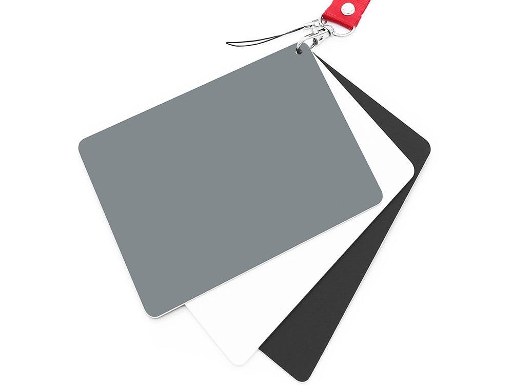 Anwenk Grey Card Set