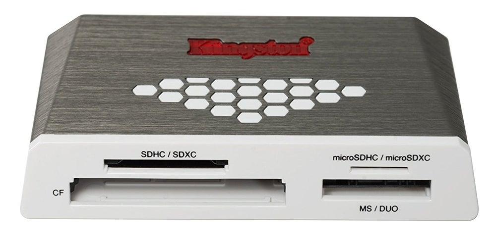 Kingston USB 3.0 Multi-Card Reader