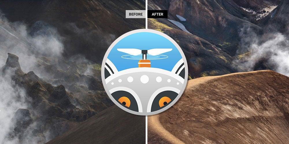 AirMagic Aerial Photo Editor