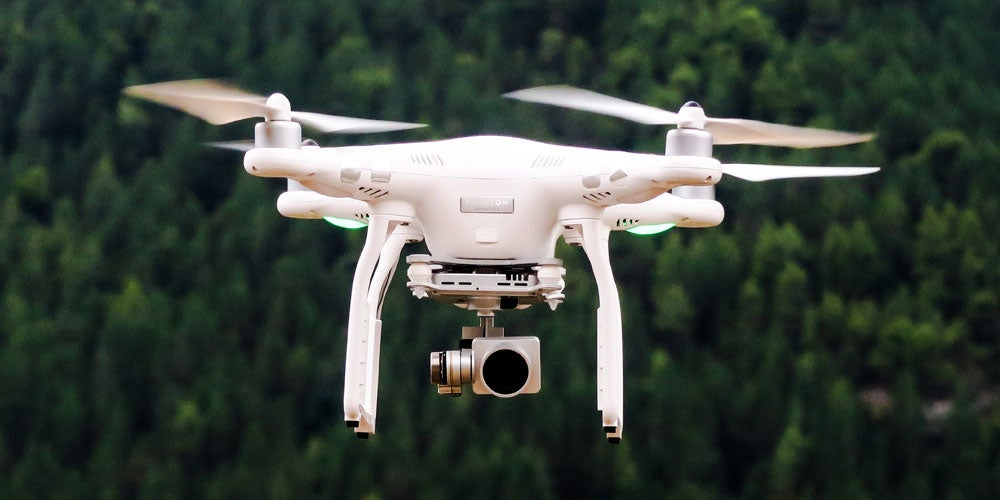 Drones: Learn Aerial Photography and Videography Basics