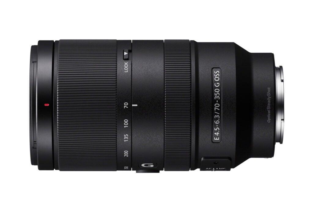 Sony Alpha 70-350mm Lens