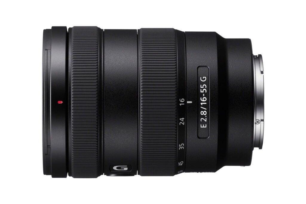 Sony Alpha 16-55mm Lens