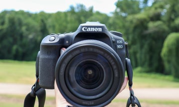 Hands on with the Canon EOS 90D DSLR
