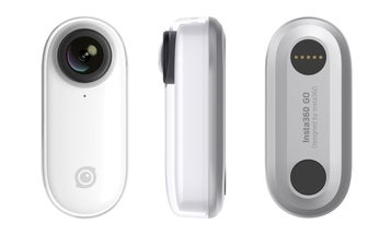 The Insta360 GO is a wearable camera that weighs less than an ounce