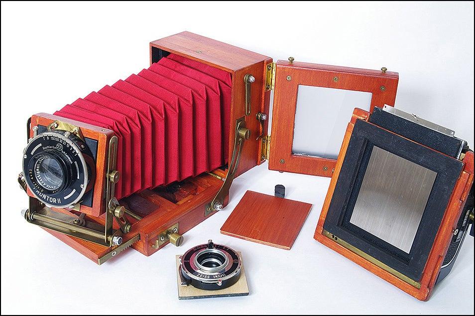 Sandeha Garden handmade camera
