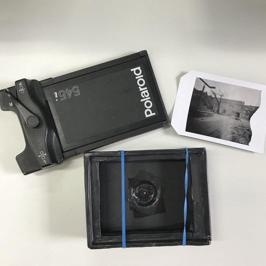 Neil Piper handmade camera