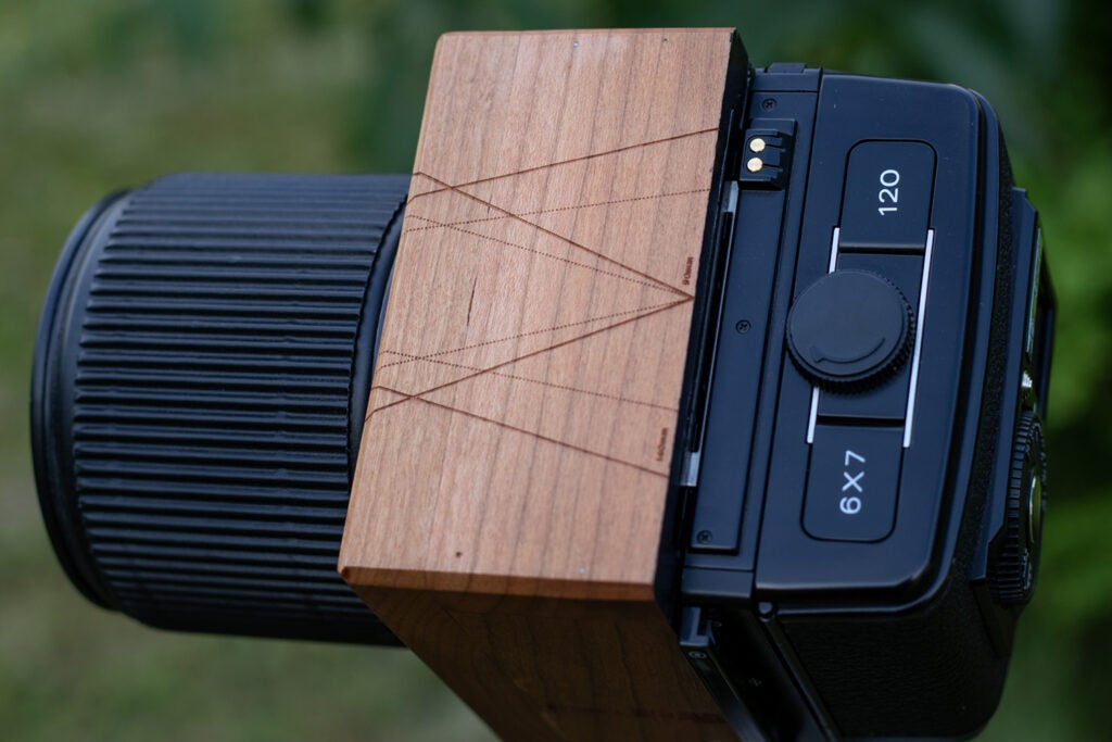 JM Mendizza handmade camera