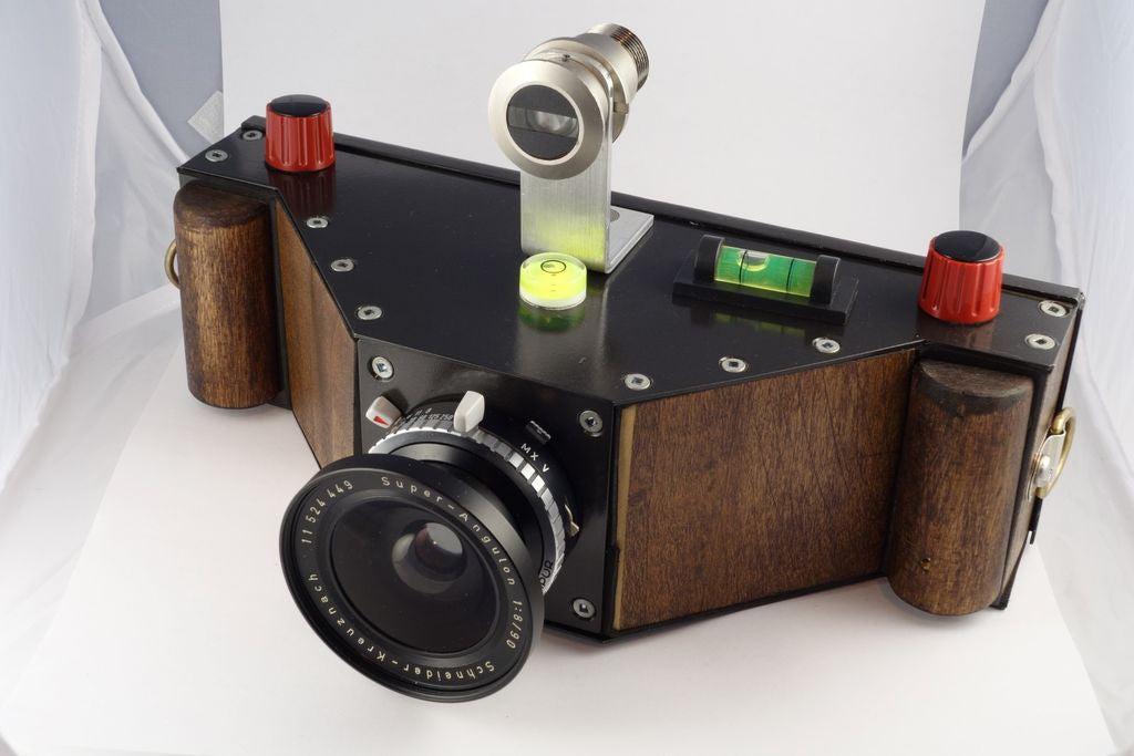 Matt Bechberger handmade camera