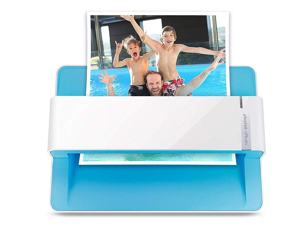 Excelentes escáneres fotográficos para todos los presupuestos - Plustek ePhoto Z300