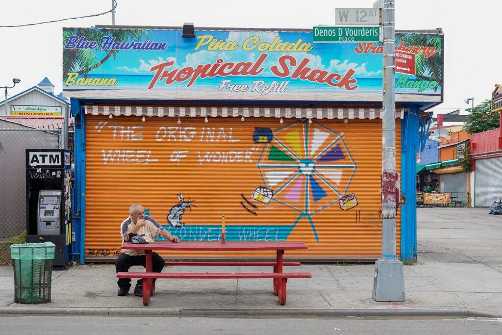 carnival tropical shack
