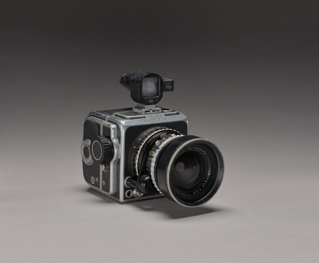 Hasselblad wide angle camera