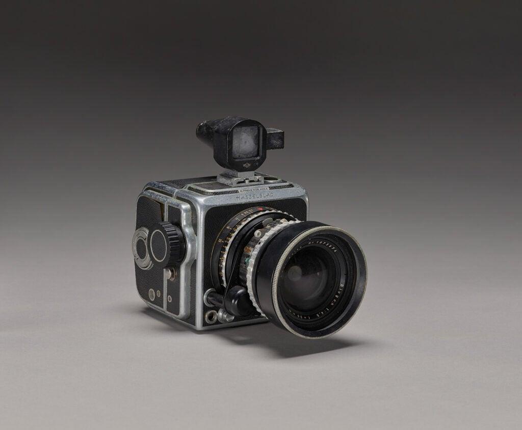Hasselblad wide angle camera