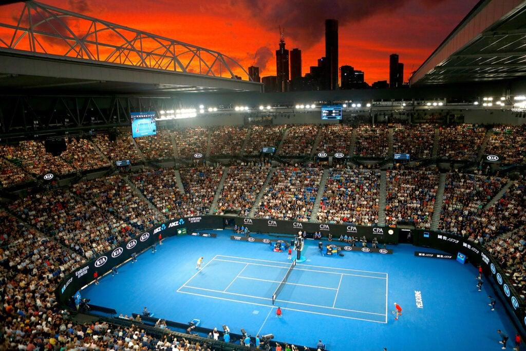 Australian Open 2019, Day Five, Tennis, Melbourne Park, Melbourne, Australia