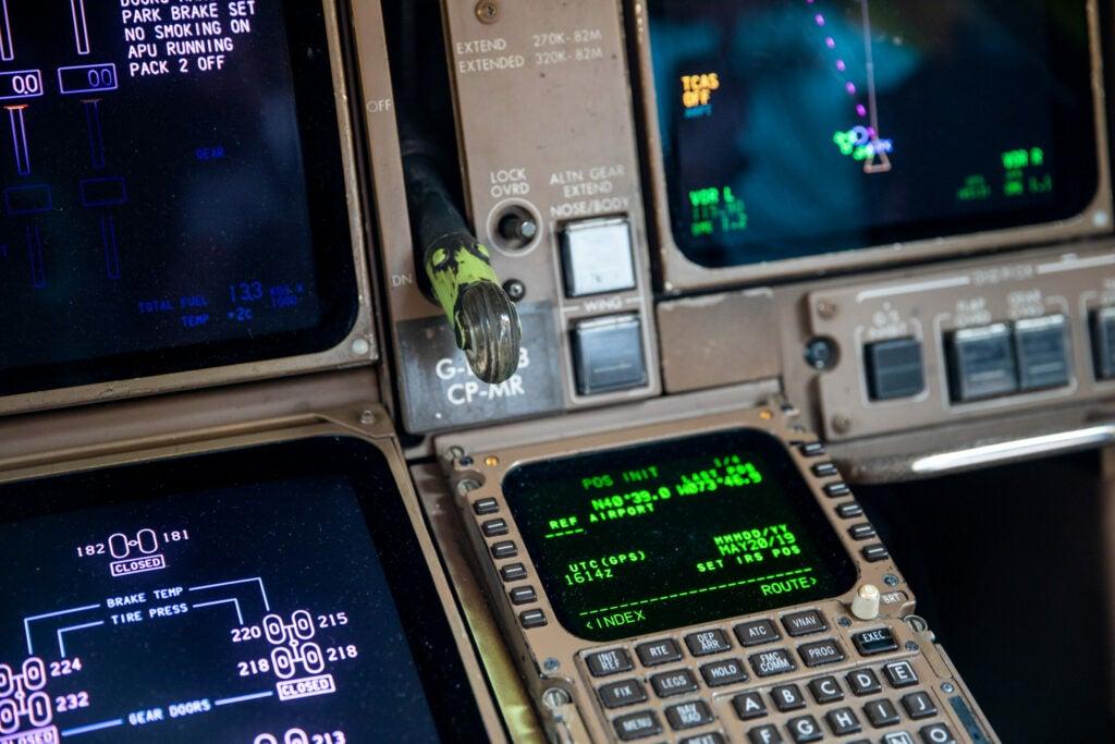 green lever controls