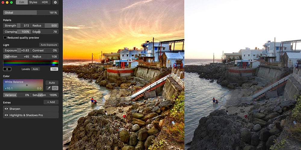 Create stunning HDR photos for just $10 with HDRtist