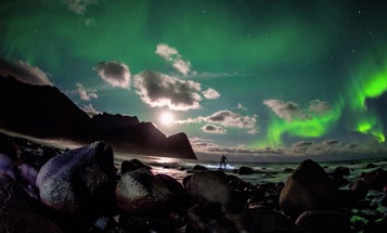 The art of photographing surfers late at night in Norway