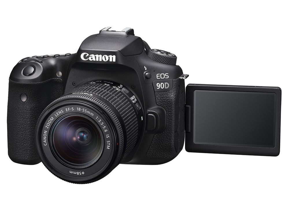 Firmware upgrades coming to a number of Canon cameras