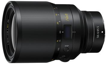 The 58mm F0.95 Noct is Nikon's fastest lens ever