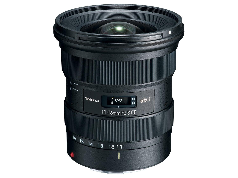 Tokina's new ATX-i 11-16mm F2.8 CF super-wide lens gets an update