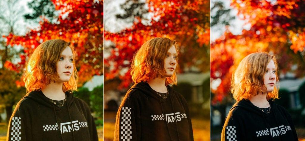 Portrait Mode comparison