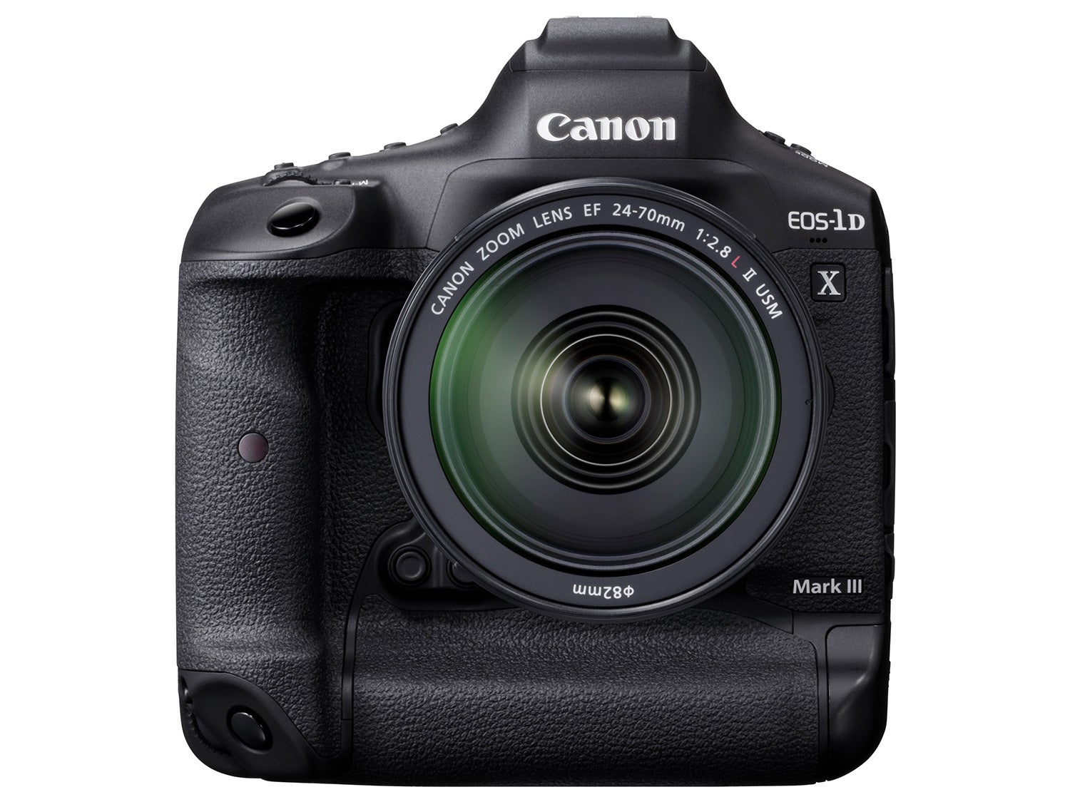 Canon is officially working on a 1DX Mark III