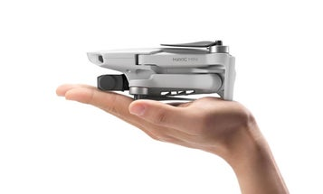 The DJI Mavic Mini is a serious camera drone masquerading as a toy