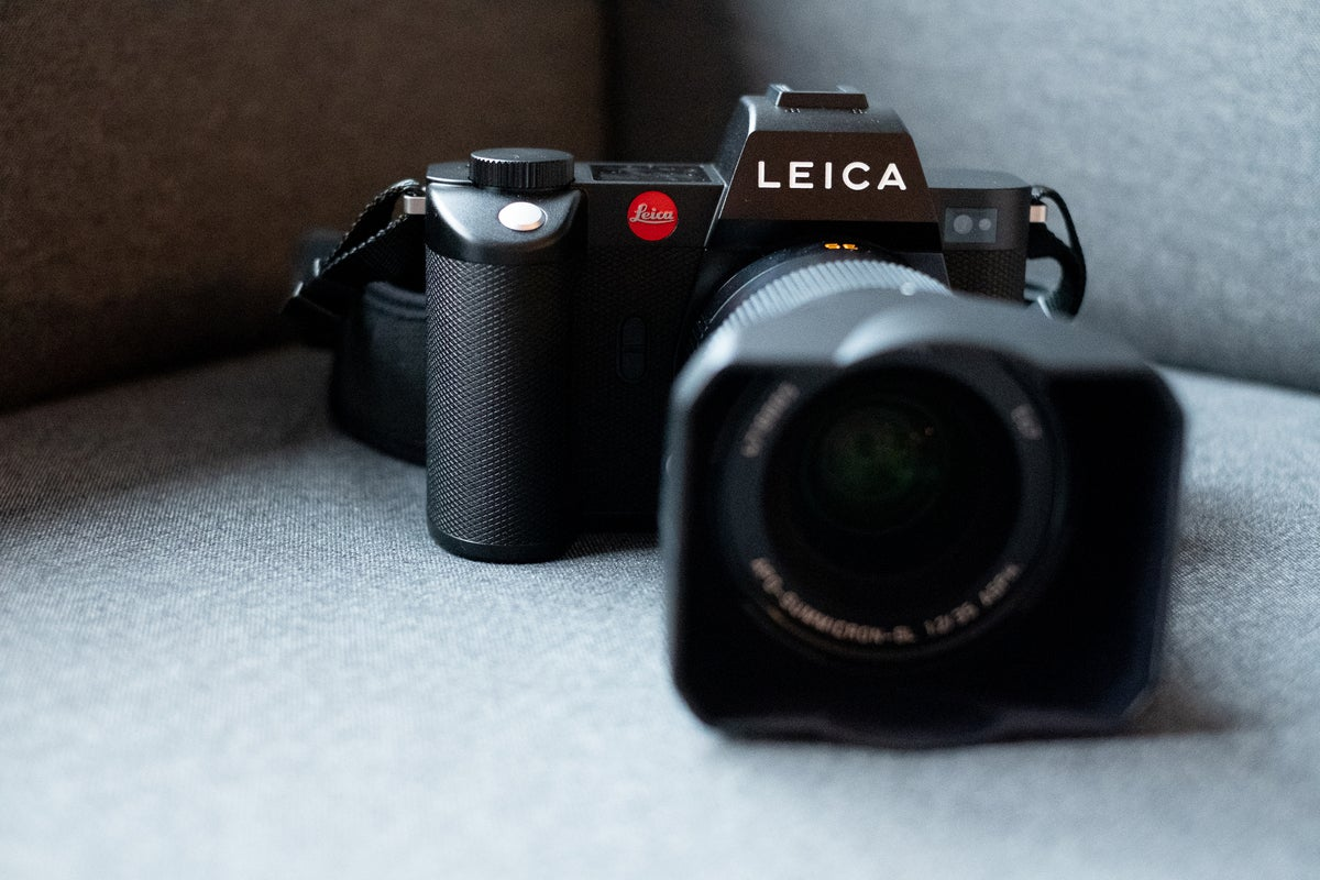 Meet Leica's new 47-megapixel SL2 mirrorless camera