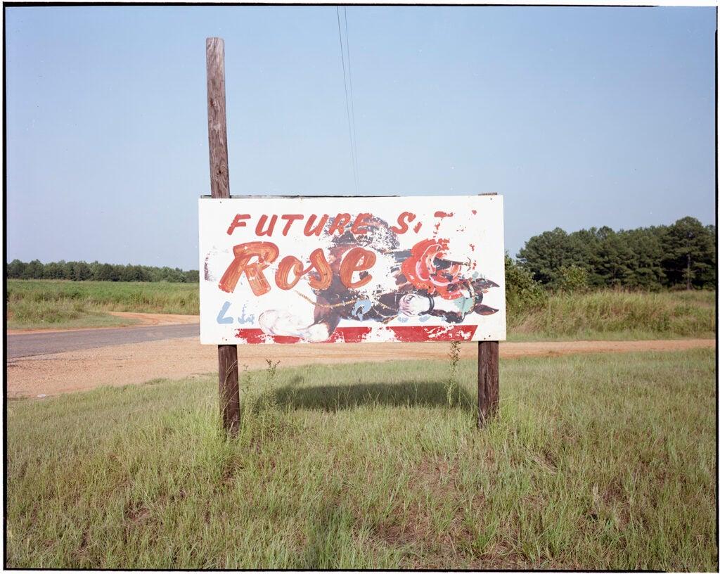 Future Rose sign