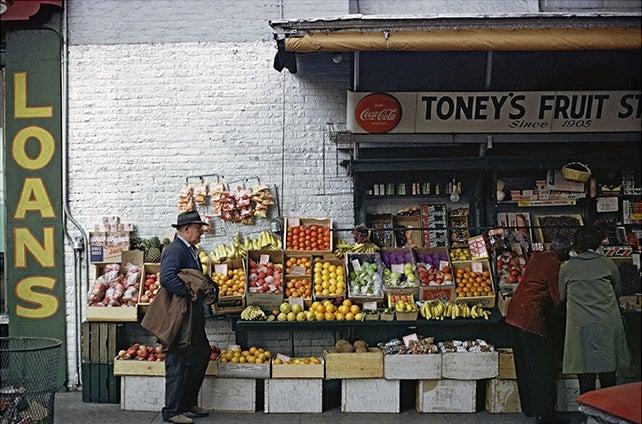 Toney's Fruit Stand