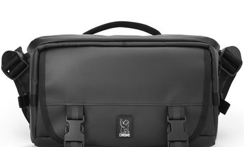 Chrome's new sling bag is perfect for photographers who want to travel light