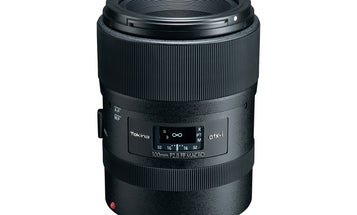 Tokina has a redesigned ATX-i 100mm F2.8 1:1 Macro lens on the way in time for the holidays