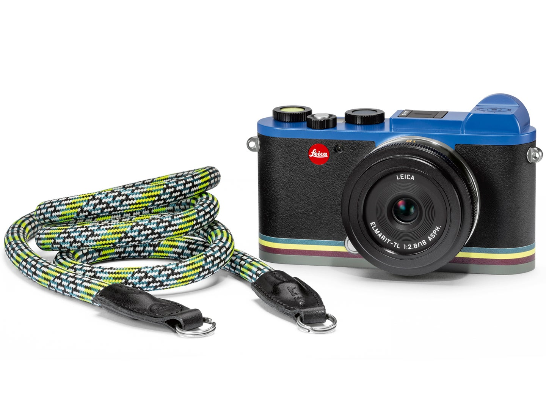 Leica CL Paul Smith Camera Strap