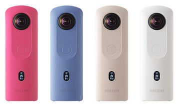 Ricoh's Theta SC2 is a 360 camera aimed at enthusiasts