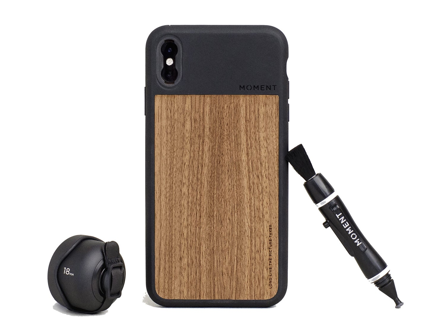 Moment Smartphone Lenses and Case