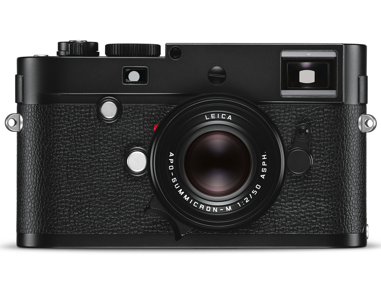 Leica limited-edition M Monochrom camera