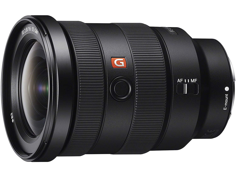 Sony FE 16-35mm F/2.8 GM zoom lens
