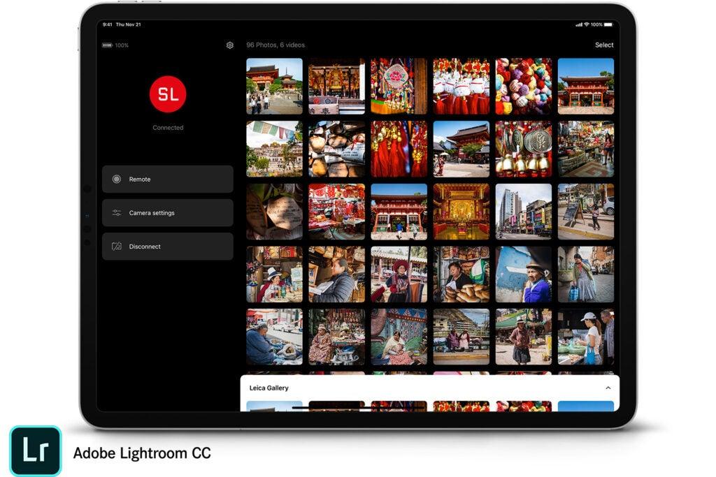 Leica Photo 2.0 App