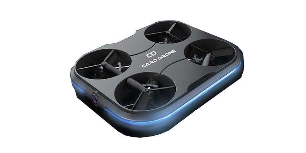 Force Flyers drone camera