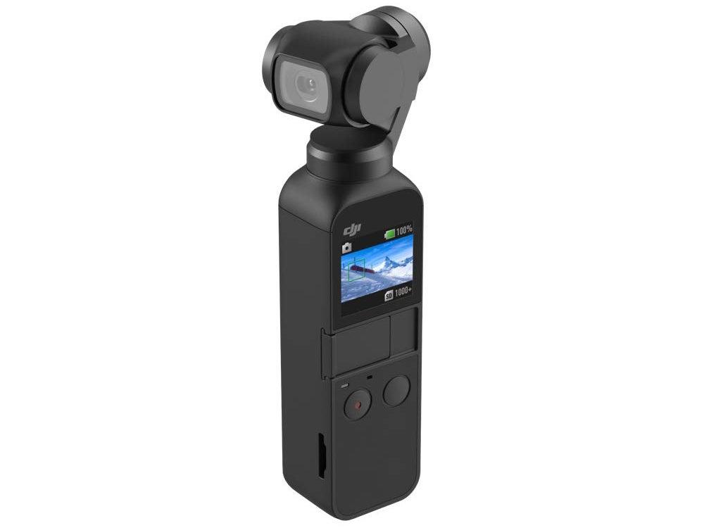 DJI Osmo Pocket Handheld 3 Axis Gimbal Stabilizer