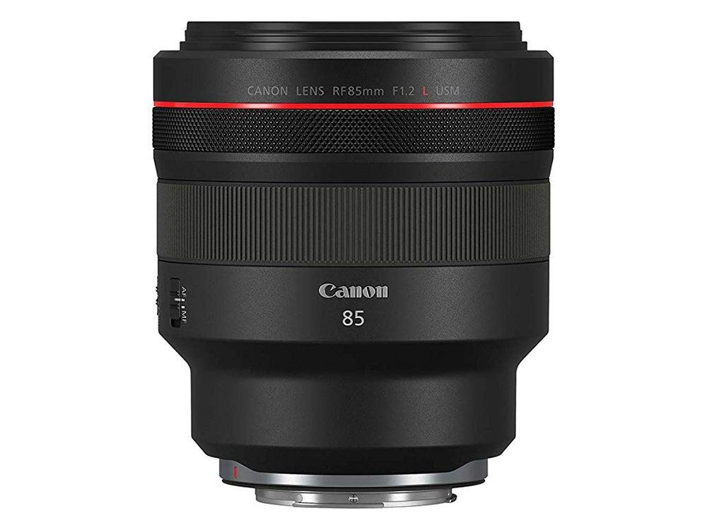Canon RF85/1.2 L USM