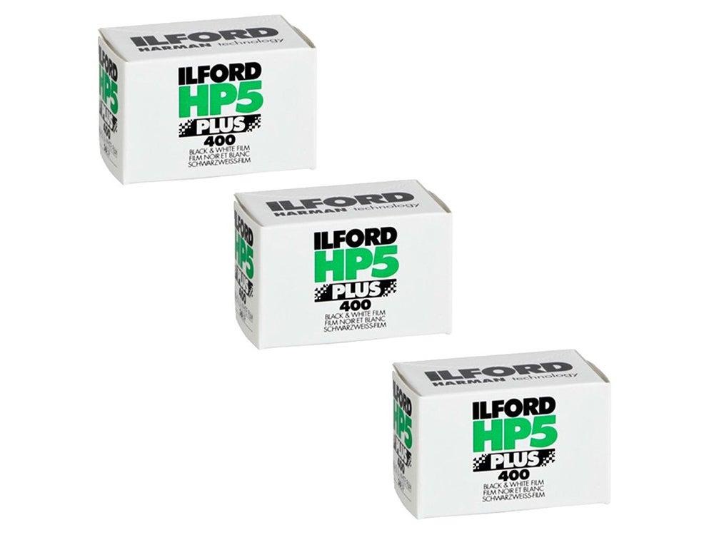 Ilford 1574577 HP5 Plus, Black and White Print Film
