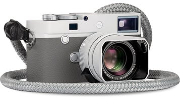 Leica's new special-edition camera pays homage to a vintage watch